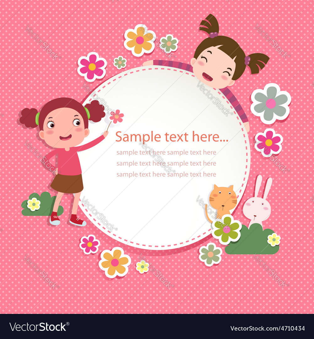 Greeting card templates vector | Price: 1 Credit (USD $1)