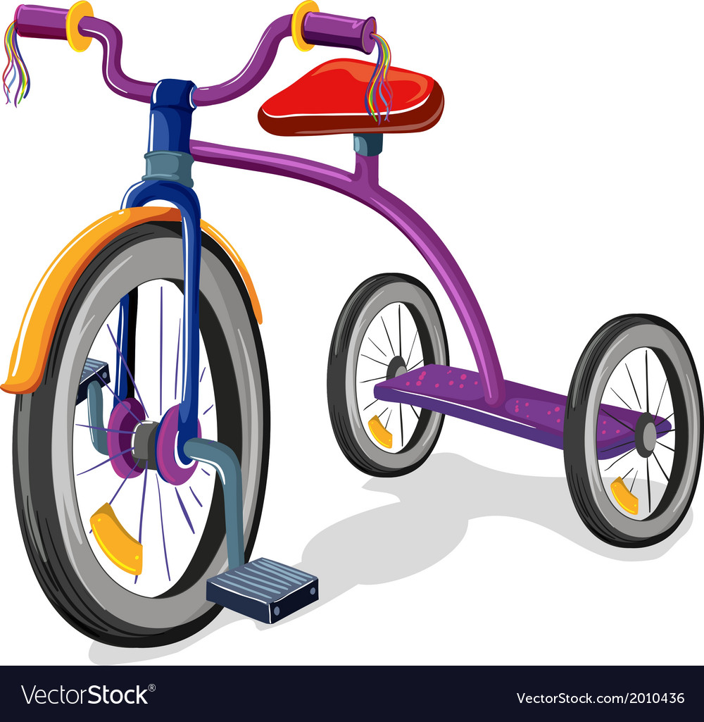 A bicycle vector   Price: 1 Credit (USD $1)