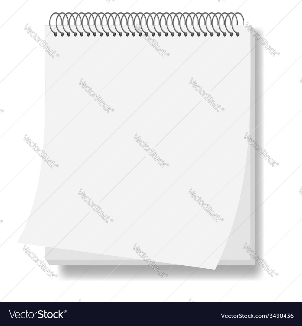 Calendar with spring vector | Price: 1 Credit (USD $1)