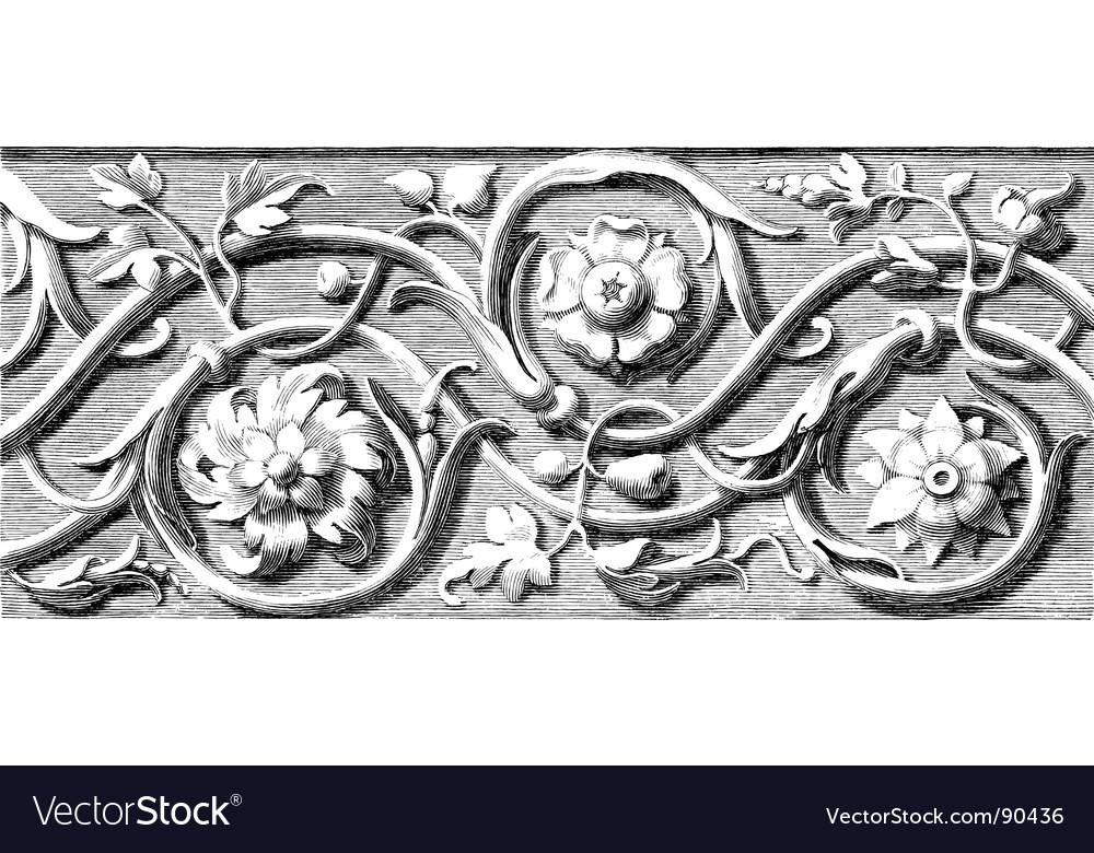 Woodcut vector | Price: 1 Credit (USD $1)