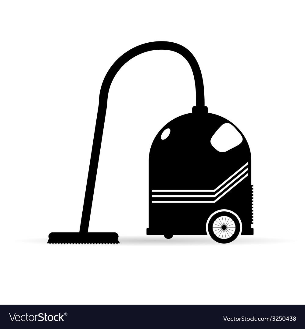Vacuum cleaned vector | Price: 1 Credit (USD $1)