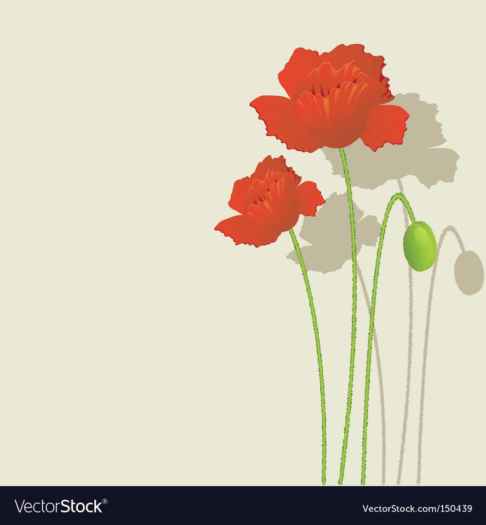 Flower print vector   Price: 1 Credit (USD $1)