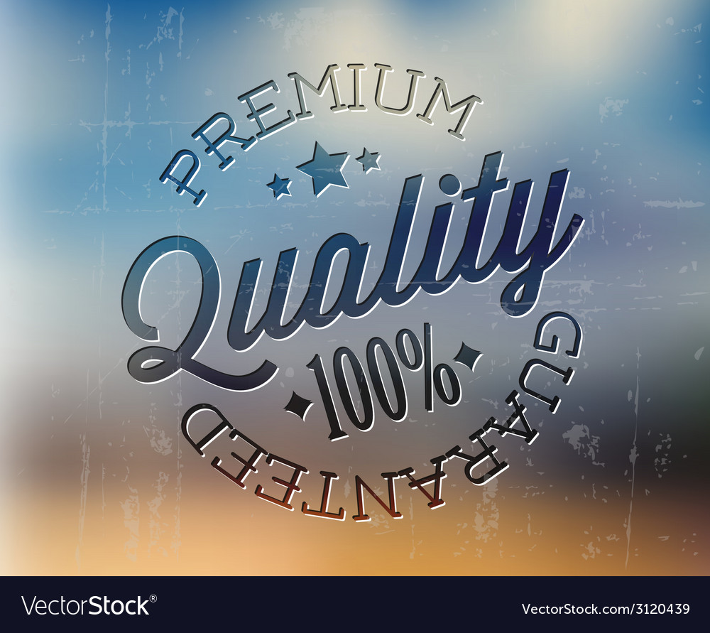 Retro premium quality detailed stamp vector | Price: 1 Credit (USD $1)