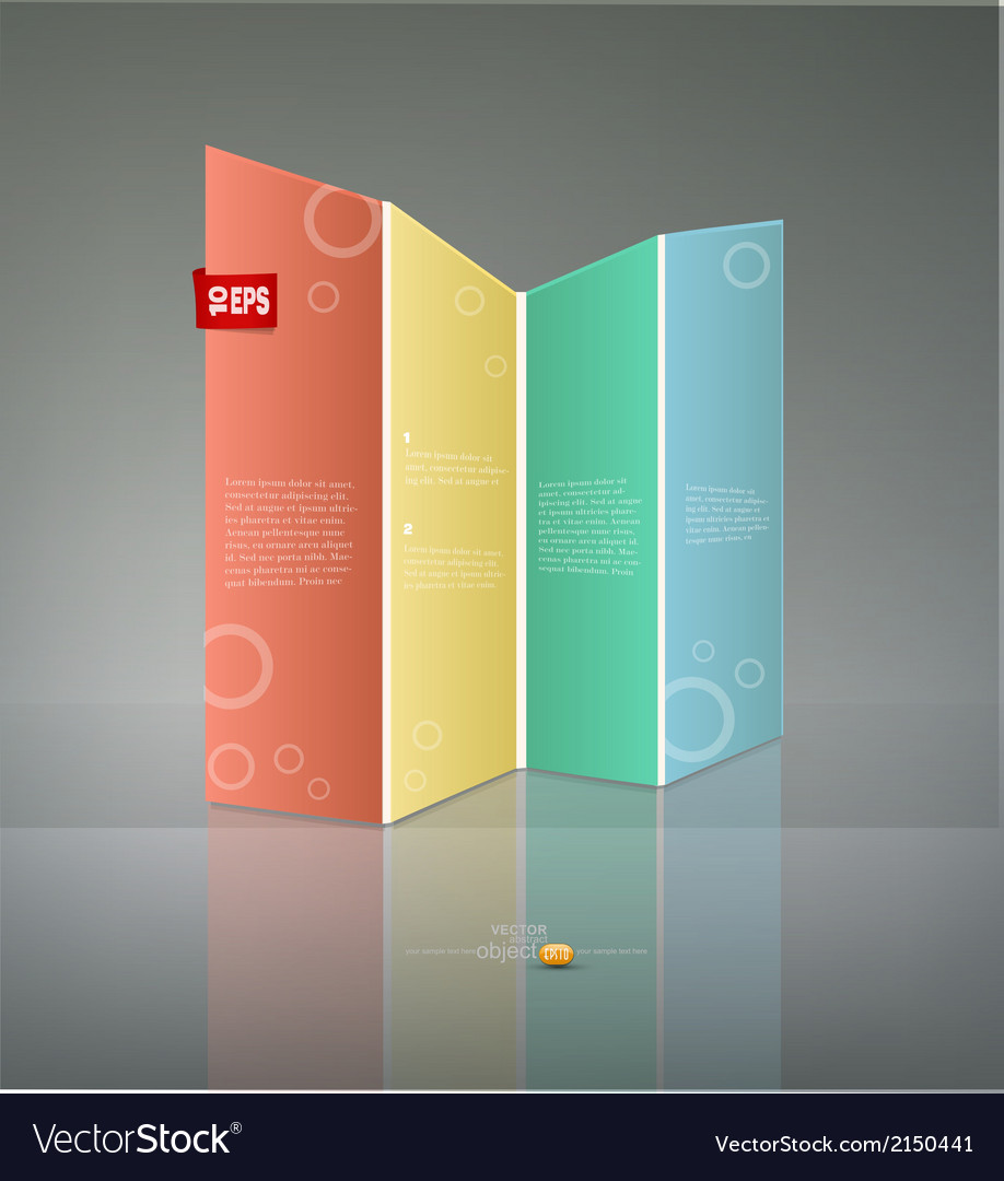 Abstract banner for business vector | Price: 1 Credit (USD $1)
