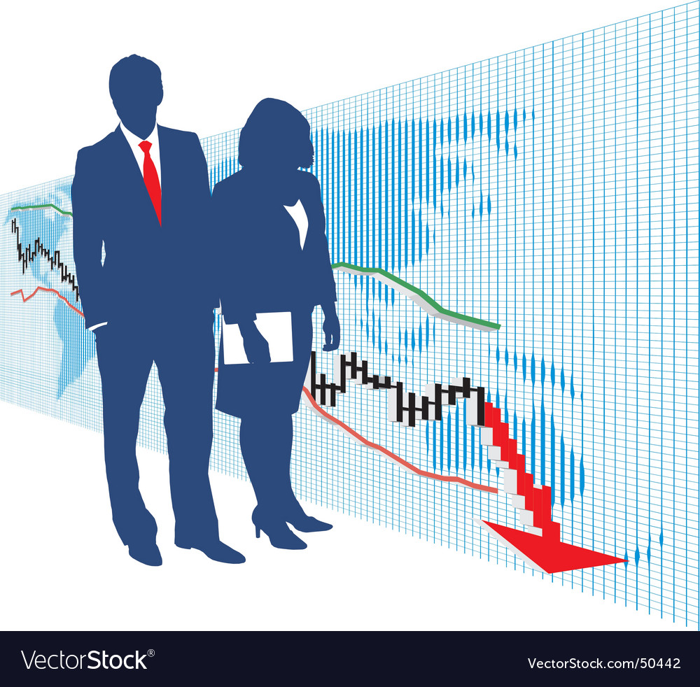 Stock exchange vector | Price: 1 Credit (USD $1)