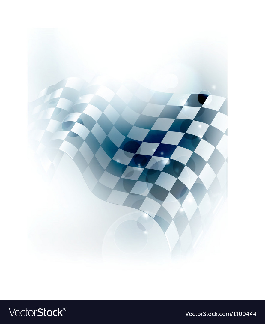 Blue checkered background vector | Price: 1 Credit (USD $1)