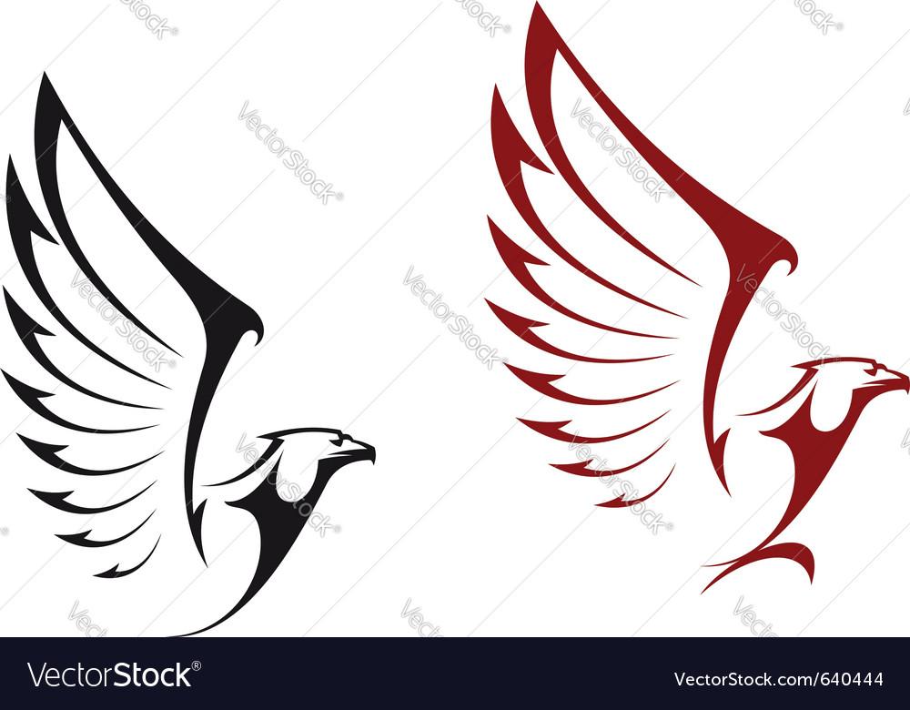 Eagles vector | Price: 1 Credit (USD $1)