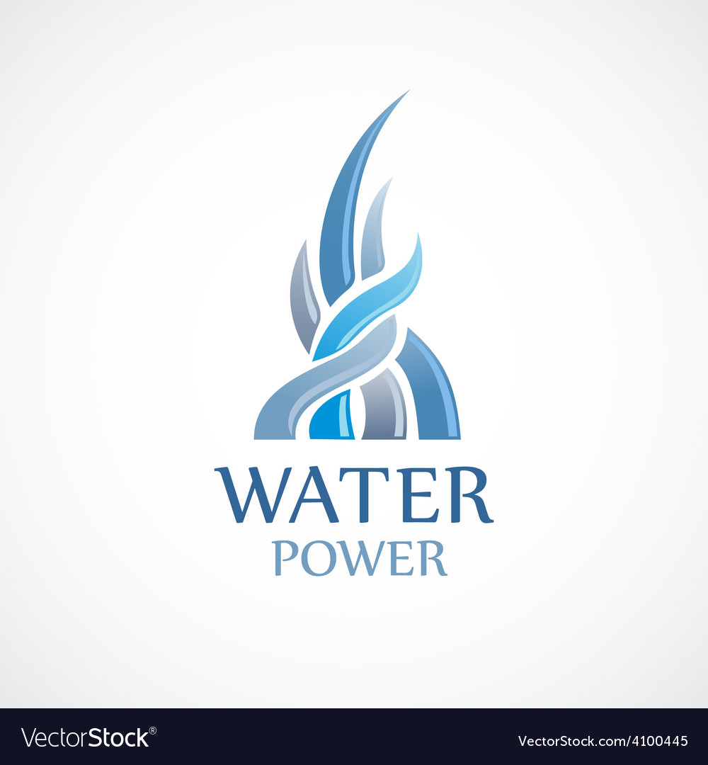Upstream water flows logo template vector   Price: 1 Credit (USD $1)