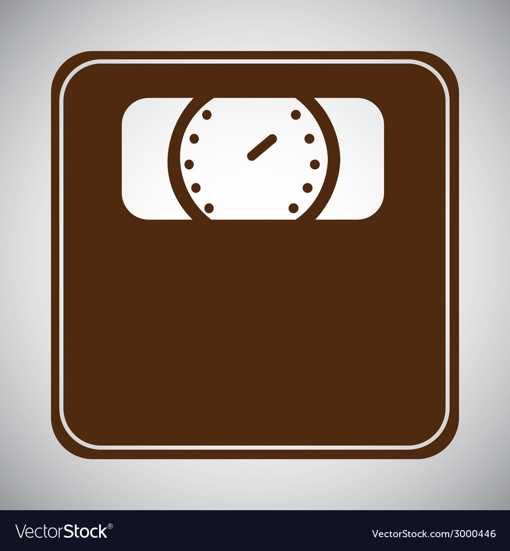 Measure machine design vector | Price: 1 Credit (USD $1)