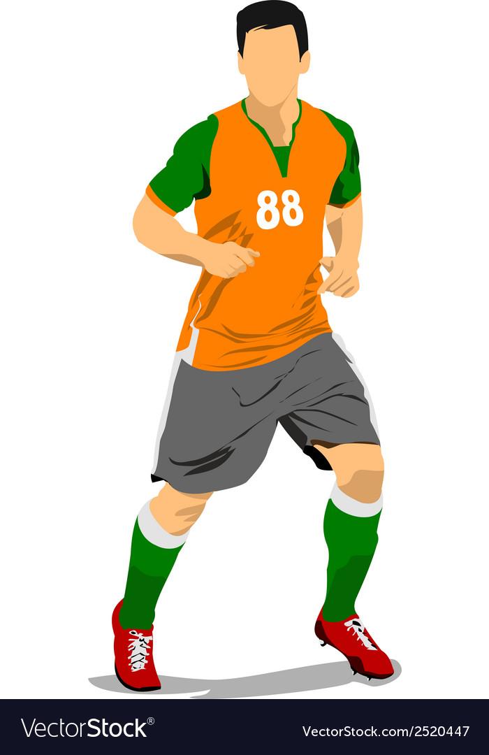 Al 0919 soccer02 vector | Price: 1 Credit (USD $1)