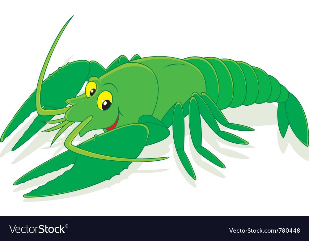 Crawfish vector | Price: 3 Credit (USD $3)