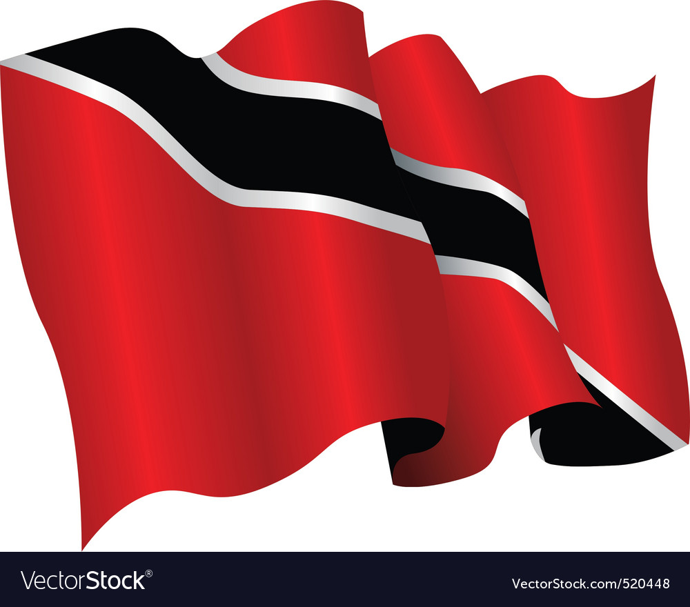 Trinadad and tobago vector | Price: 1 Credit (USD $1)