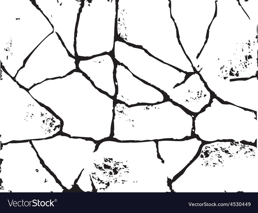 Cracks vector | Price: 1 Credit (USD $1)