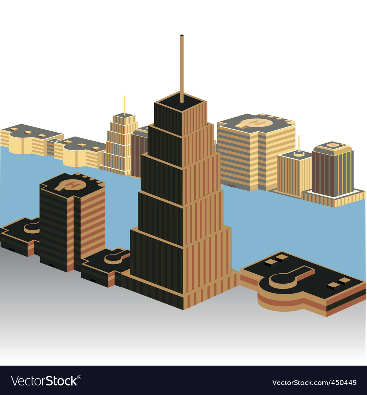 Modern building vector   Price: 1 Credit (USD $1)
