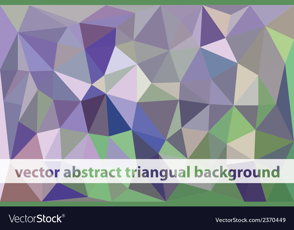 Triangual background vector | Price: 1 Credit (USD $1)