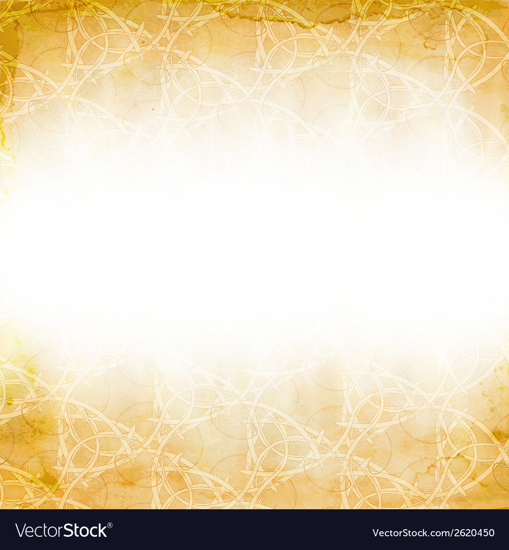 Abstract grange paper background blurry light vector | Price: 1 Credit (USD $1)