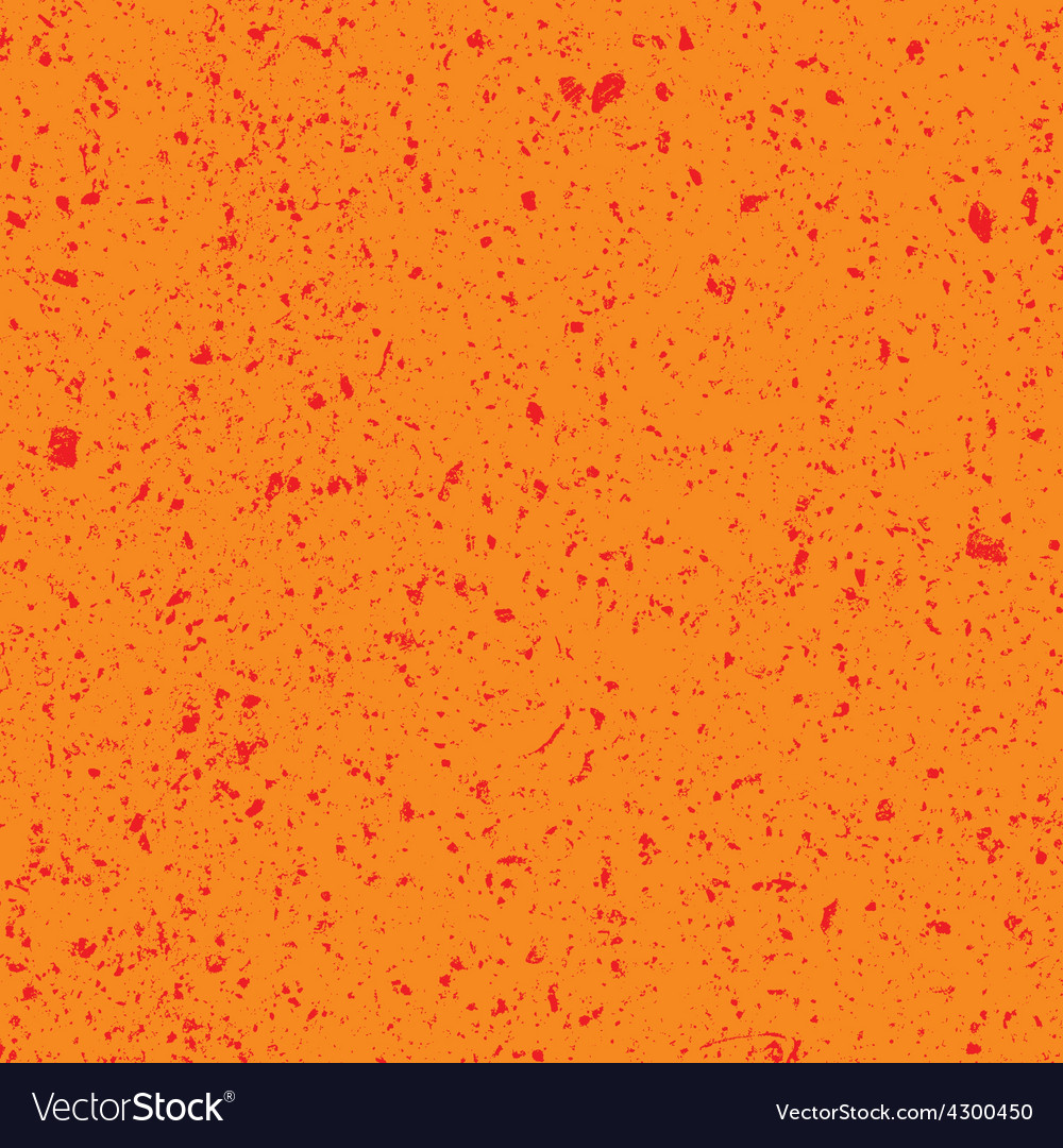 Orange grain texture vector