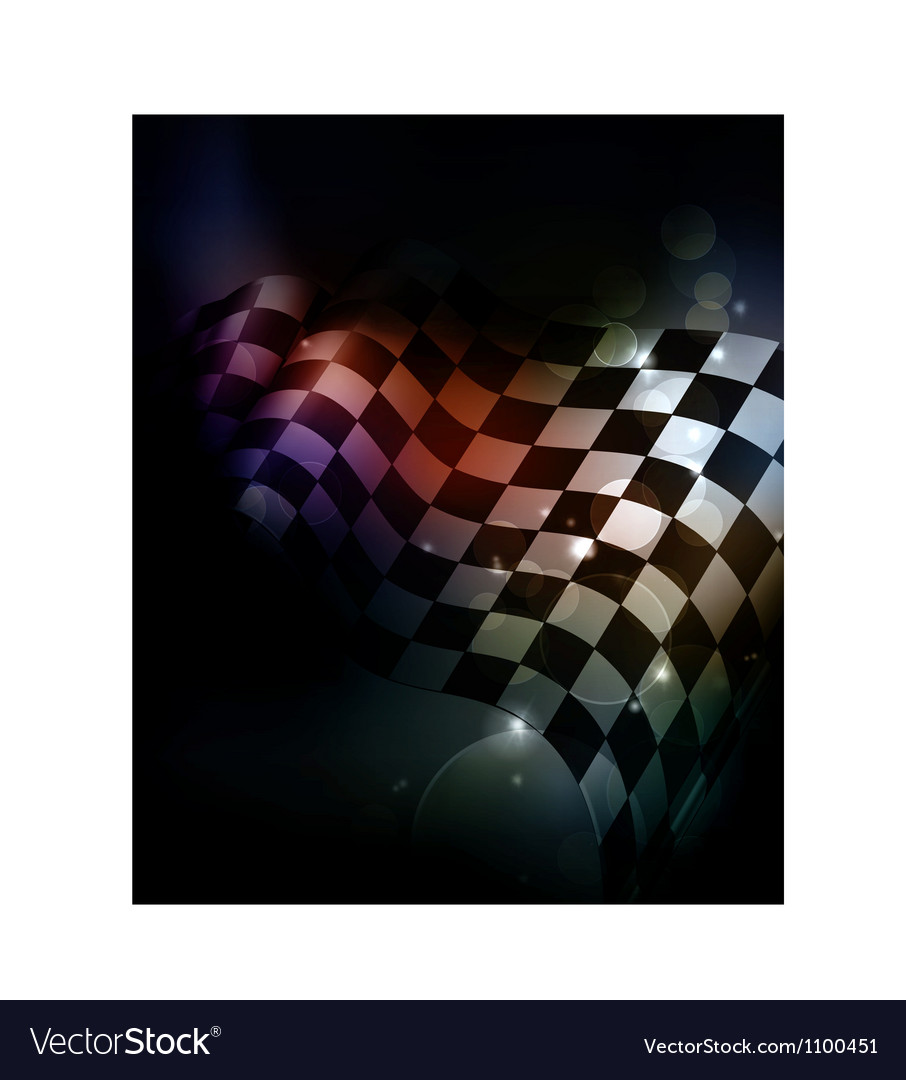 Dark checkered background vector | Price: 1 Credit (USD $1)