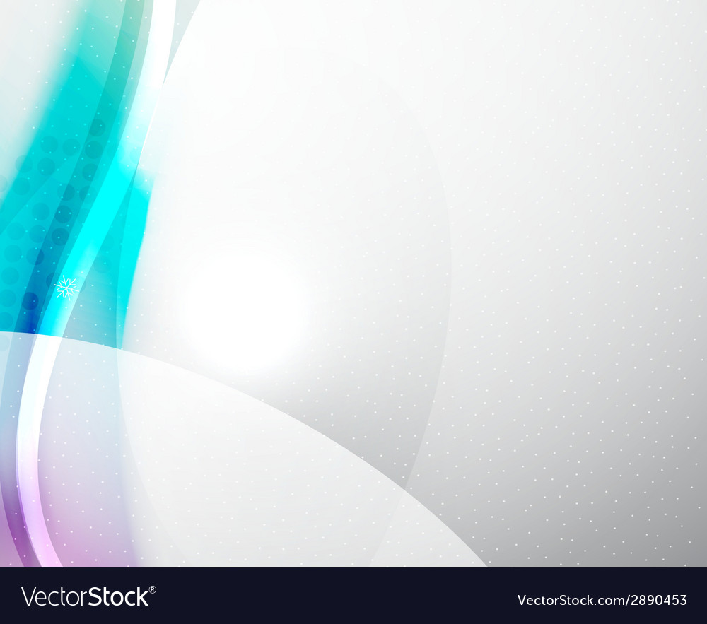 Unusual abstract color wave vector | Price: 1 Credit (USD $1)