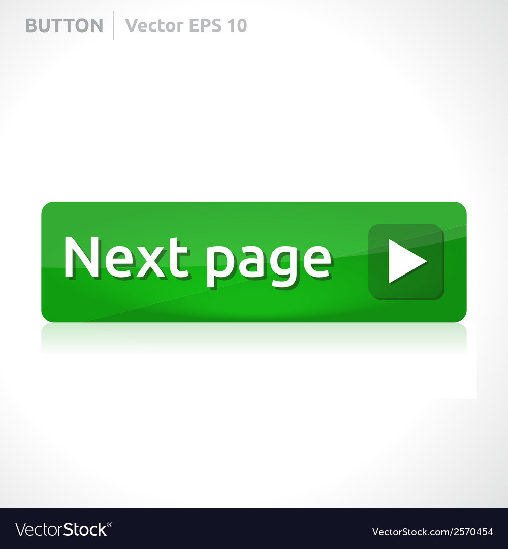 Next page button template vector   Price: 1 Credit (USD $1)