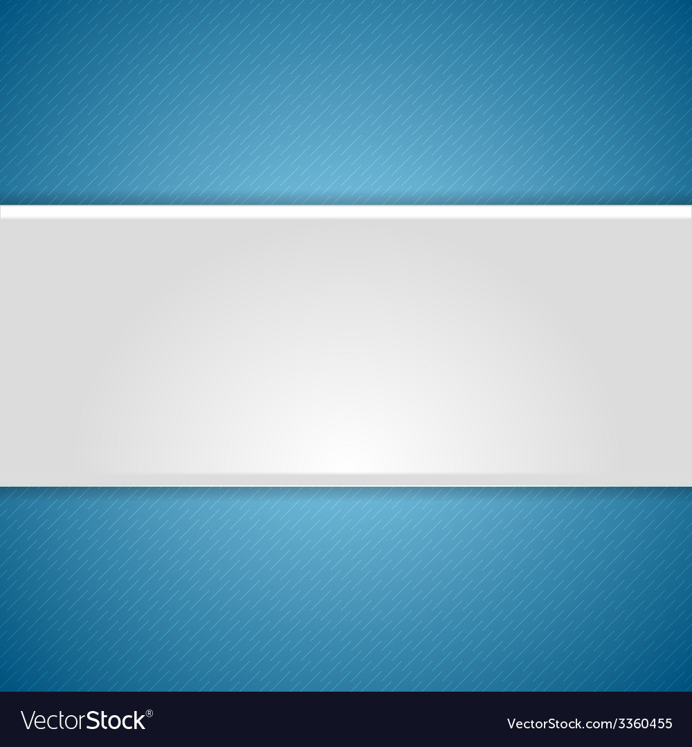 Abstract blue and white background vector | Price: 1 Credit (USD $1)