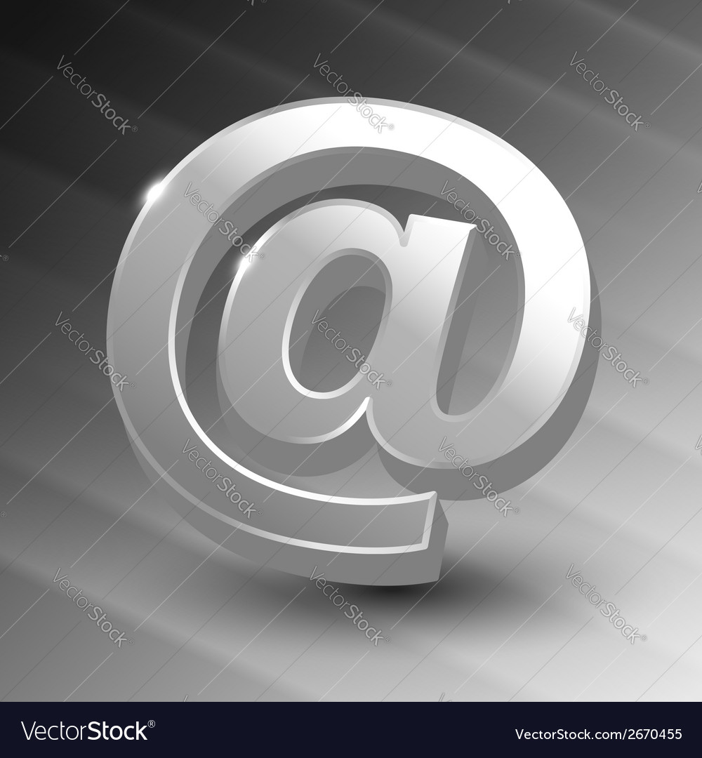 Email icon sign vector | Price: 1 Credit (USD $1)