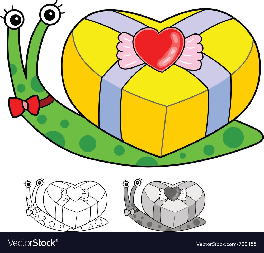 Valentine gift vector   Price: 1 Credit (USD $1)