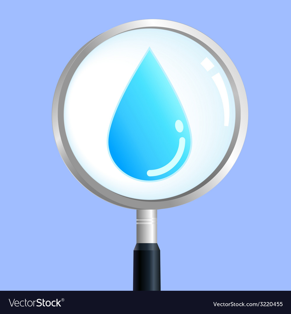 Watersearch vector | Price: 1 Credit (USD $1)