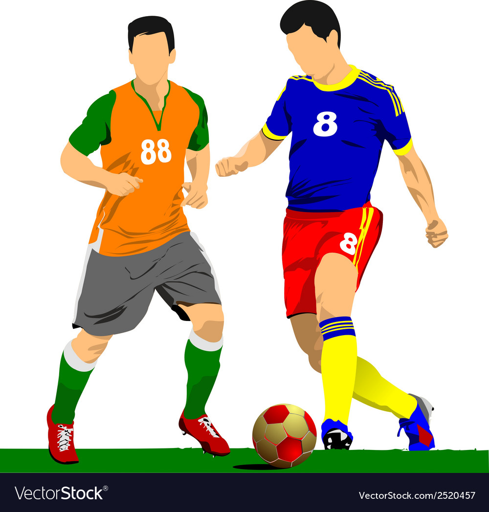 Al 0919 soccer03 vector | Price: 1 Credit (USD $1)