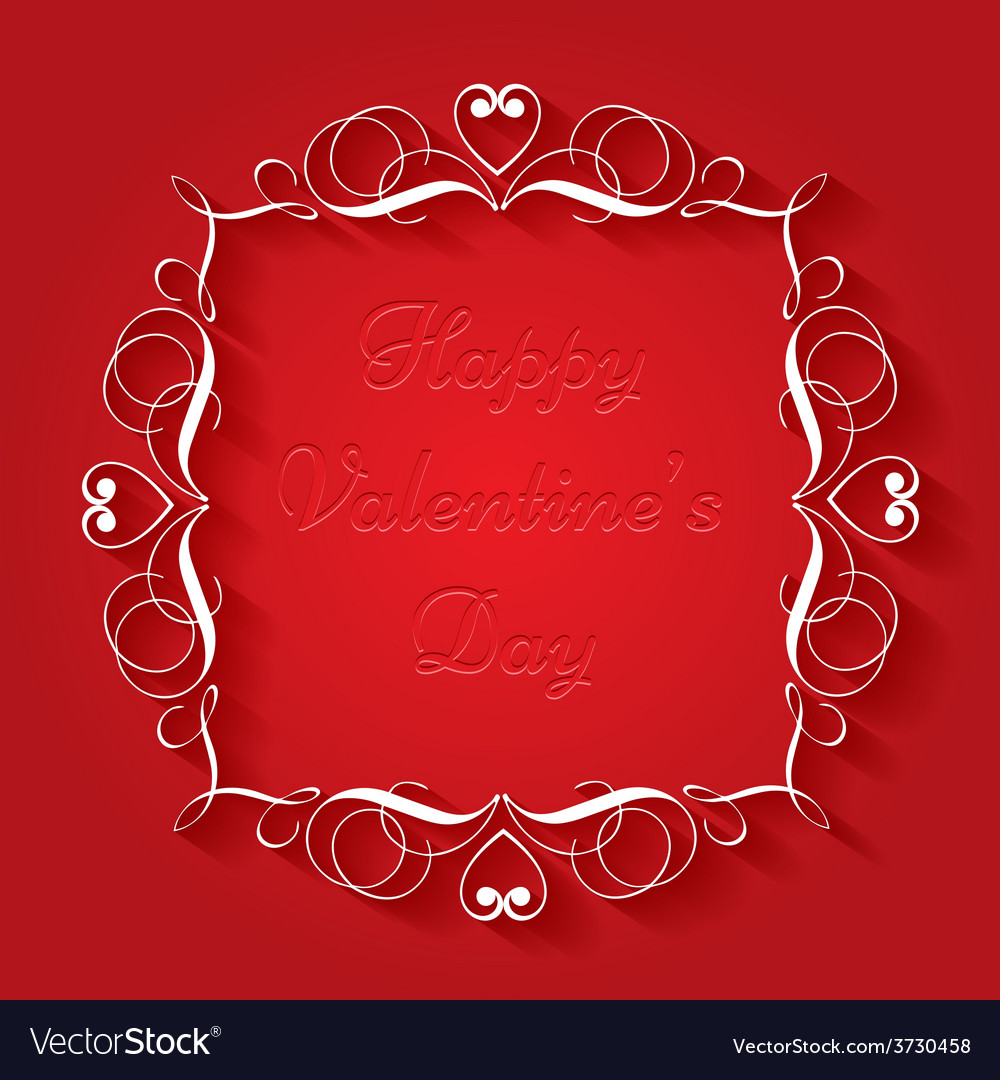 Valentines day background 1812 vector | Price: 1 Credit (USD $1)