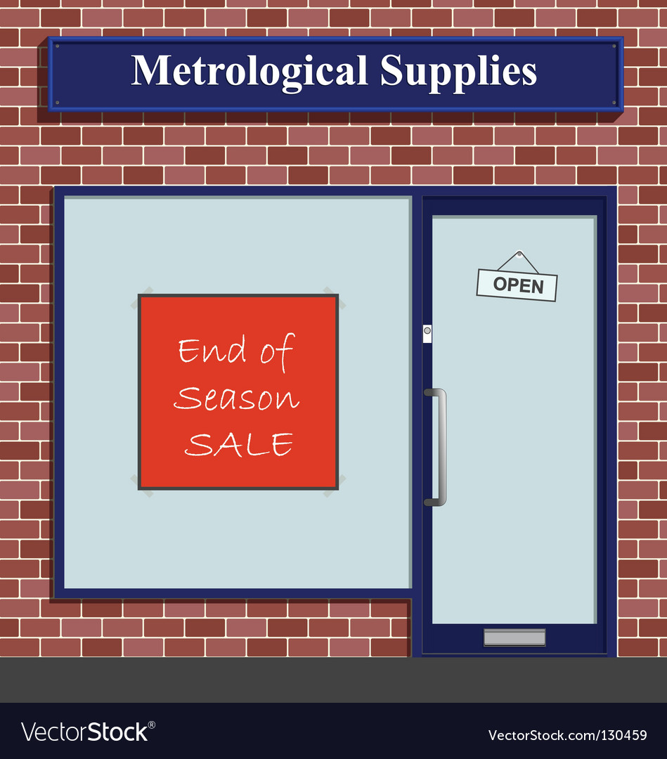 Metrological supplies vector | Price: 1 Credit (USD $1)