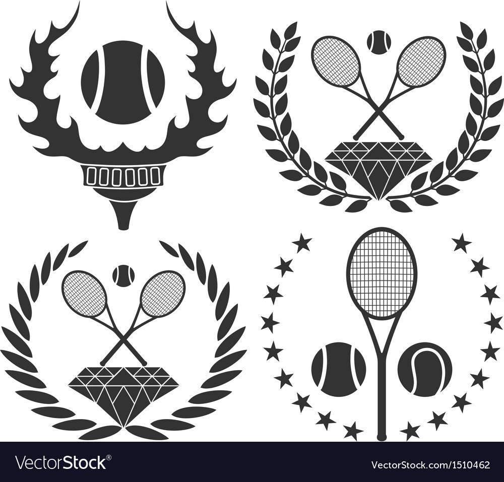 Tennis vector | Price: 3 Credit (USD $3)