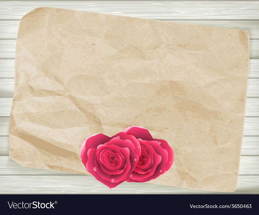 Card with flowers hearts shape eps 10 vector   Price: 1 Credit (USD $1)