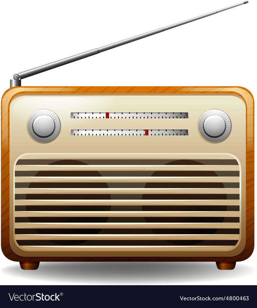 Radio vector | Price: 1 Credit (USD $1)