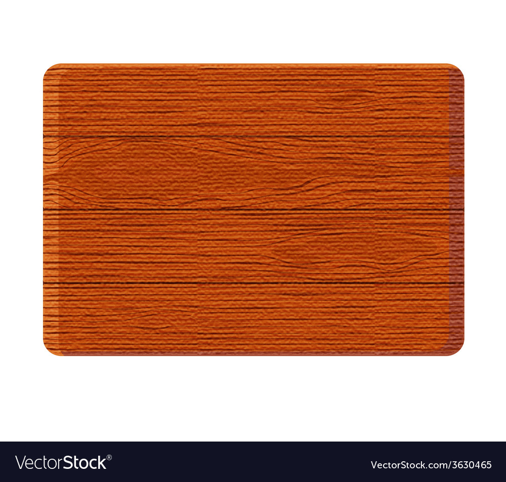 Wooden board vector | Price: 1 Credit (USD $1)