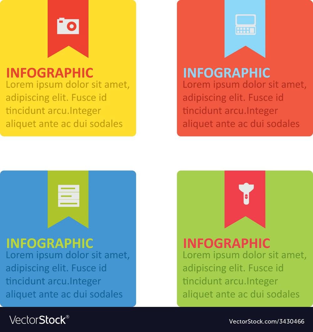 Infographic 199 vector