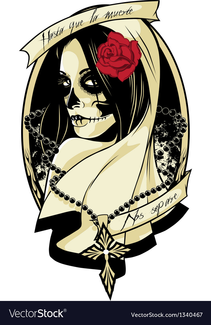 Lady death vector | Price: 1 Credit (USD $1)