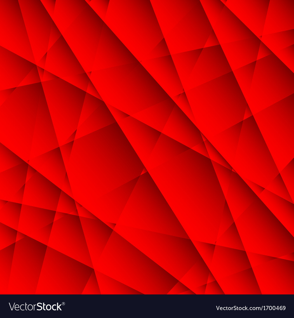 Geometric red background vector | Price: 1 Credit (USD $1)