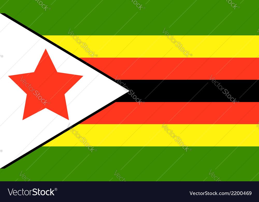 Zimbabwe vector | Price: 1 Credit (USD $1)