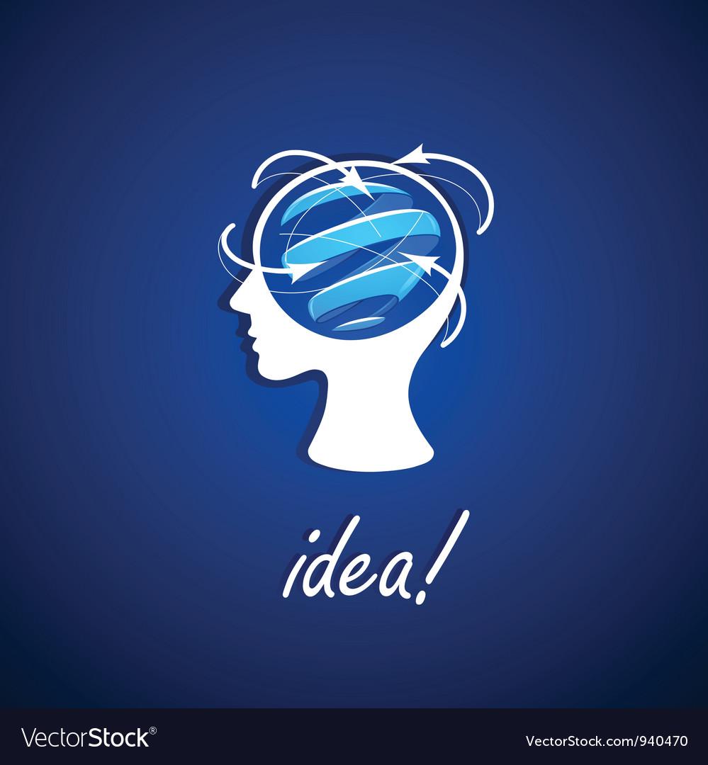 Business icon idea vector   Price: 1 Credit (USD $1)