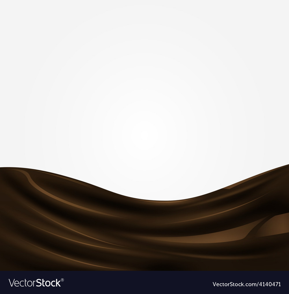 Abstract chocolate background vector | Price: 1 Credit (USD $1)