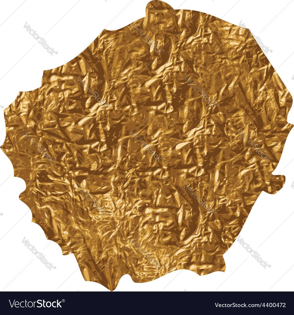 Golden splash vector | Price: 1 Credit (USD $1)