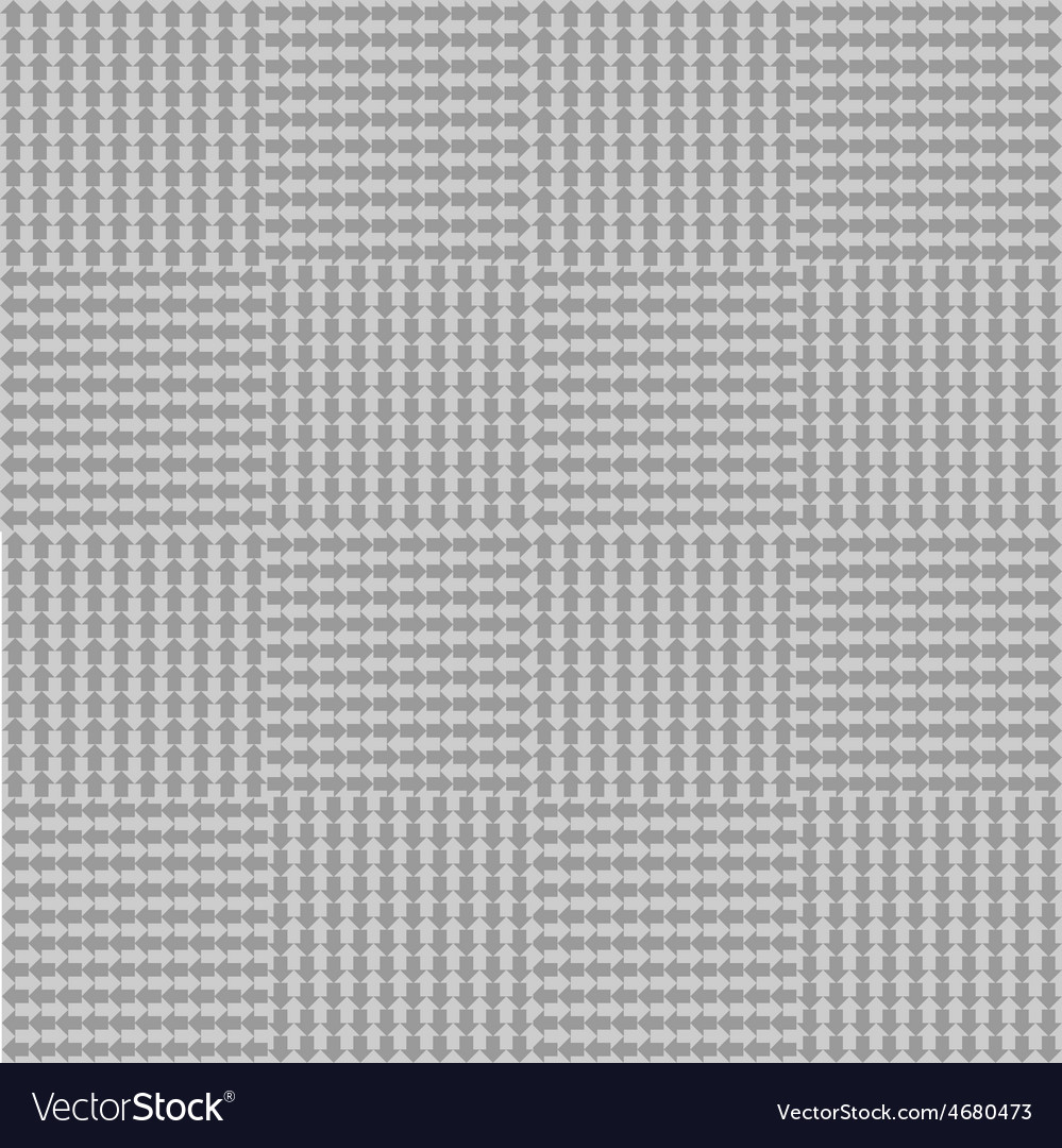 Seamless background consisting of arrows vector | Price: 1 Credit (USD $1)