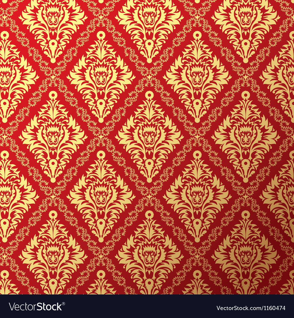 Old wallpaper background 05 vector | Price: 1 Credit (USD $1)