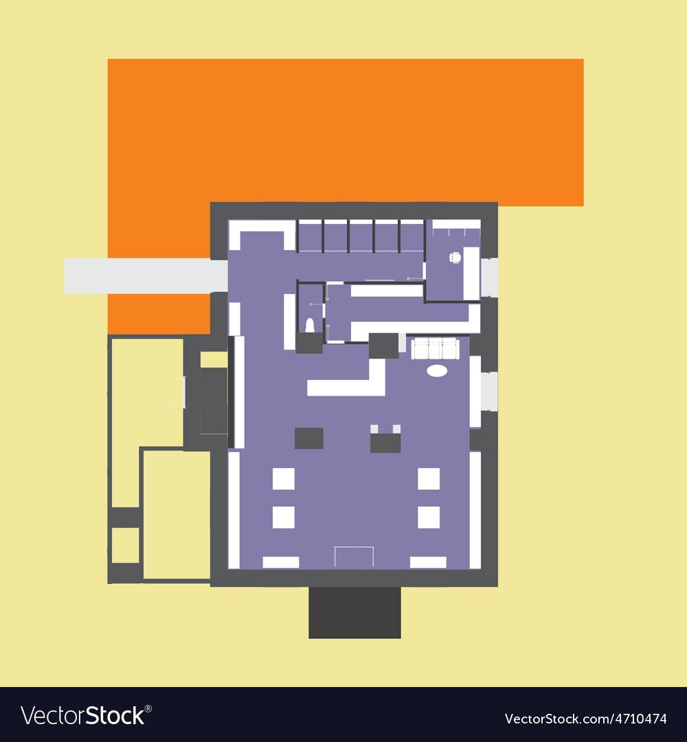 Small shop v vector | Price: 1 Credit (USD $1)