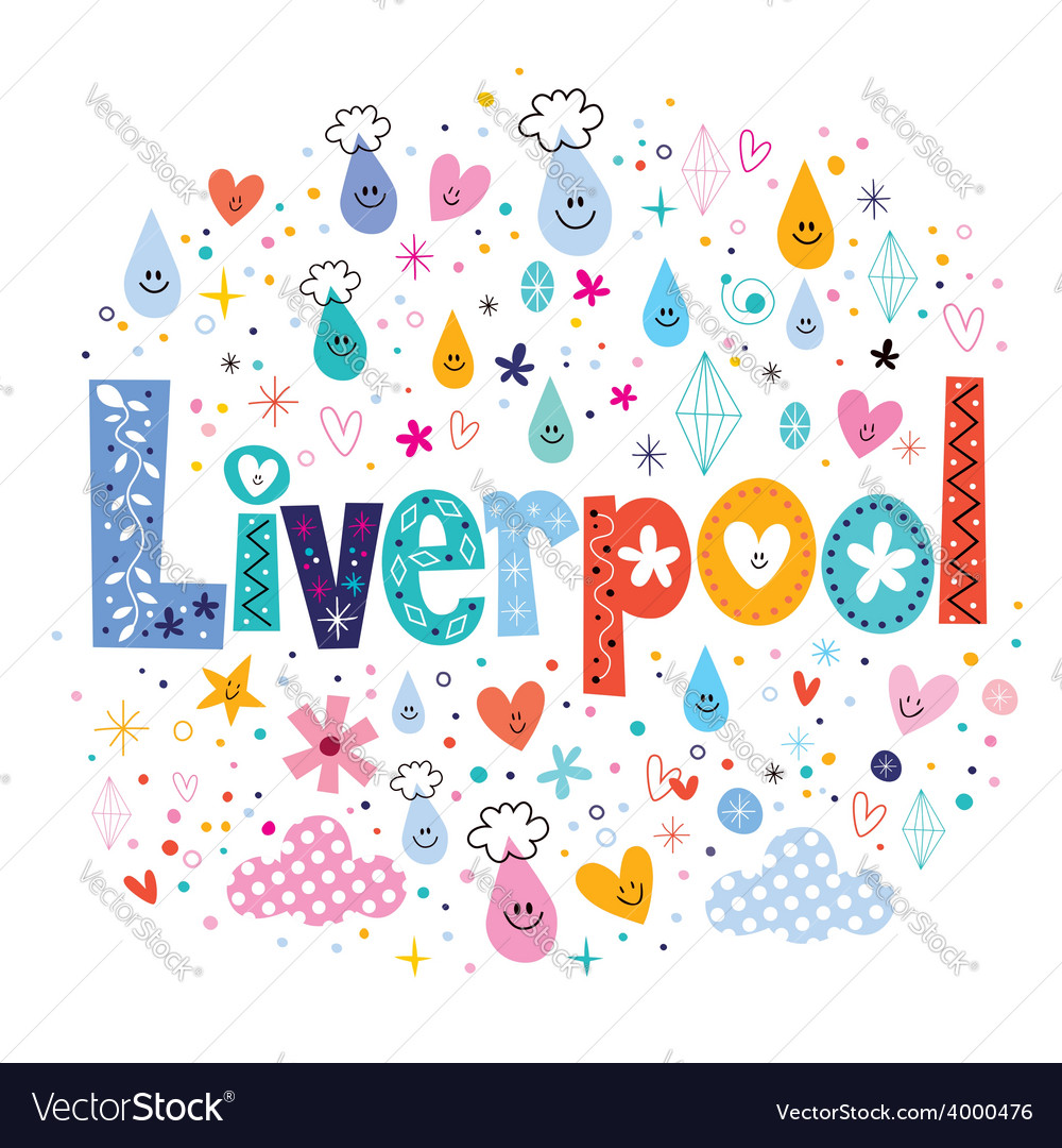 Liverpool vector | Price: 1 Credit (USD $1)
