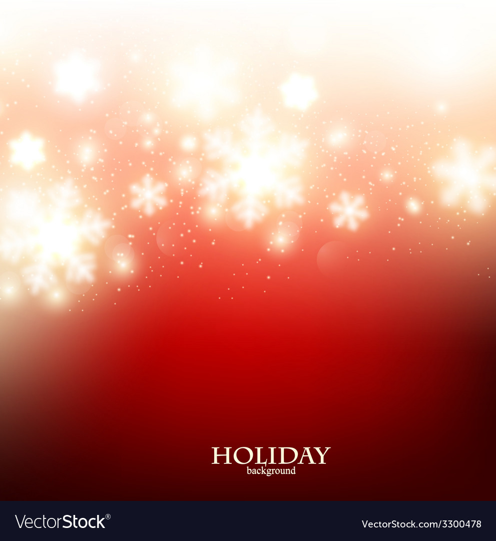 Elegant christmas background with snowflakes vector | Price: 3 Credit (USD $3)