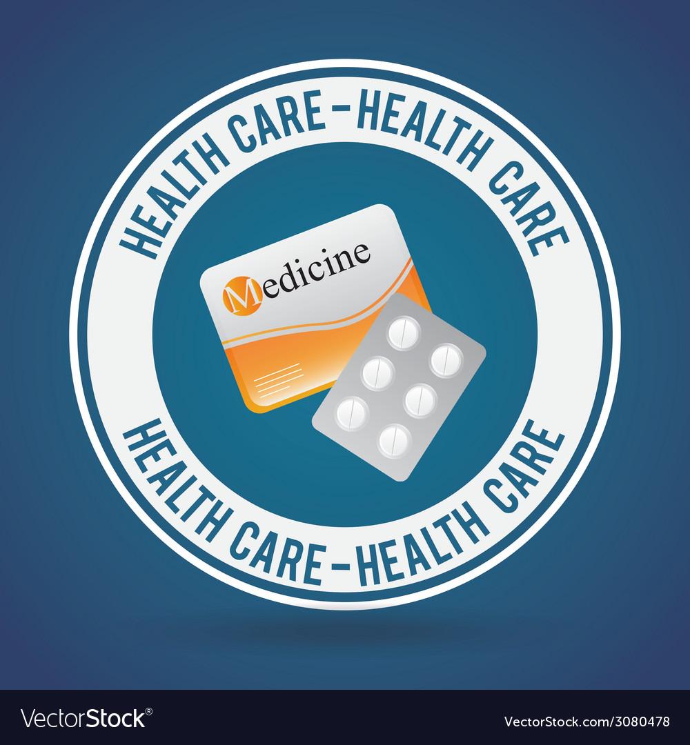 Health care design vector | Price: 1 Credit (USD $1)