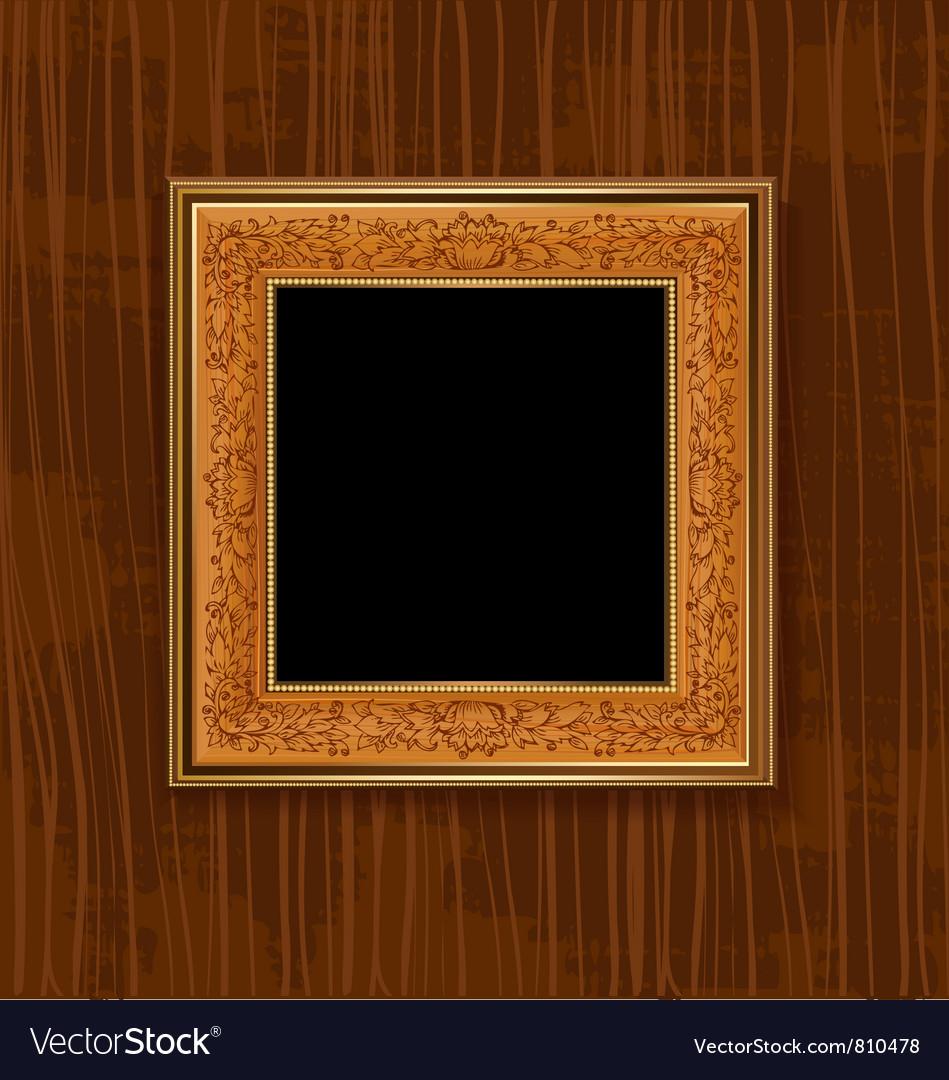 Retro frame vector   Price: 1 Credit (USD $1)