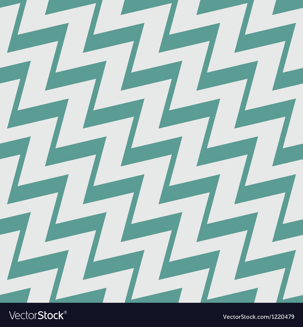 Nice zigzag seamless pattern vector | Price: 1 Credit (USD $1)